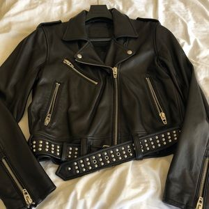 Blank NYC Softest  Biker Leather Jacket
